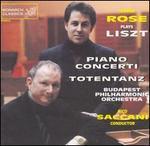 Liszt: Piano Concerti Nos. 1 & 2; Totentanz