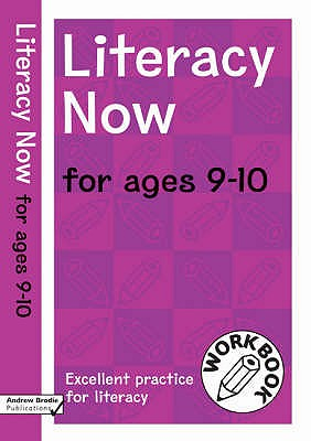 Literacy Now for Ages 9-10 - Richardson, Judy, and Brodie, Andrew