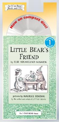 Little Bear's Friend - Minarik, Else Holmelund