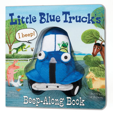 Little Blue Truck's Beep-Along Book - Schertle, Alice