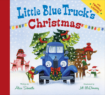 Little Blue Truck's Christmas - Schertle, Alice