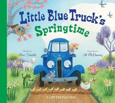 Little Blue Truck's Springtime - Schertle, Alice