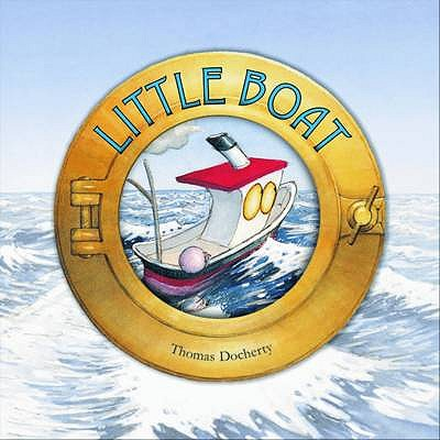 Little Boat - Docherty, Thomas (Artist)