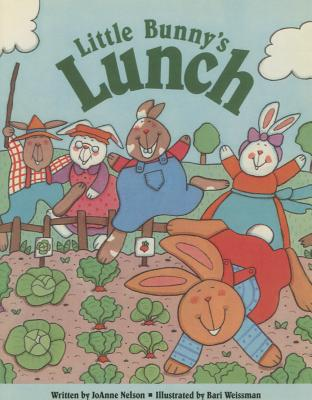 Little Bunny's Lunch, Single Copy, Discovery Phonics One - Pearson School