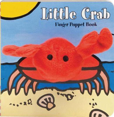 Little Crab Finger Puppet Book - Chronicle Books
