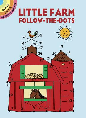Little Farm Follow-The-Dots - Levy, Barbara Soloff