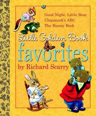 Little Golden Books Favorites -