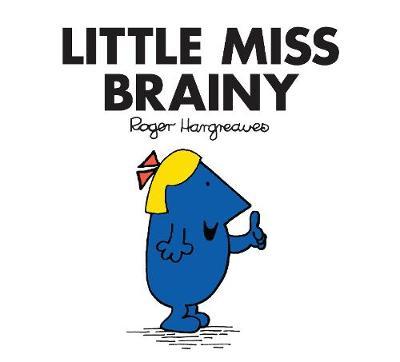 Little Miss Brainy - Hargreaves, Roger