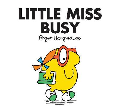 Little Miss Busy - Hargreaves, Roger