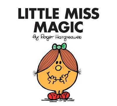 Little Miss Magic - Hargreaves, Roger