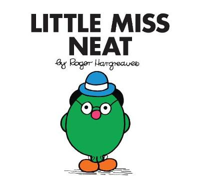 Little Miss Neat - Hargreaves, Roger