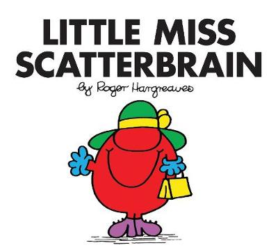 Little Miss Scatterbrain - Hargreaves, Roger