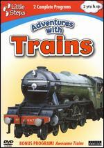 Little Steps: Adventures with Trains