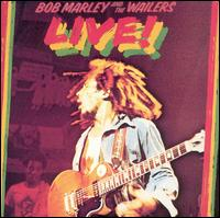 Live! Alone in America - Bob Marley & the Wailers