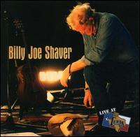 Live at Billy Bob's Texas - Billy Joe Shaver