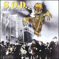 Live at Budokan - S.O.D.