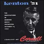 Live at Cornell University, 1951