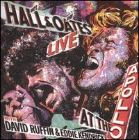 Live at the Apollo with David Ruffin and Eddie Kendricks - Hall & Oates