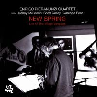 Live at the Village Vanguard - Enrico Pieranunzi