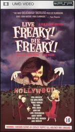 Live Freaky! Die Freaky! [UMD]