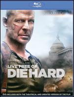 Live Free or Die Hard [2 Discs] [Blu-ray/DVD] - Len Wiseman