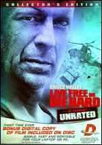 Live Free or Die Hard [WS] [2 Discs] [Unrated] [Collector's Edition] - Len Wiseman