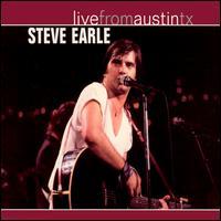 Live from Austin TX - Steve Earle