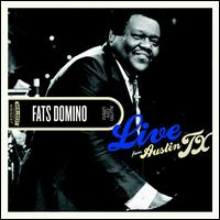 Live from Austin, TX - Fats Domino