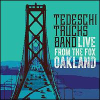 Live from the Fox Oakland [CD/DVD] - Tedeschi Trucks Band