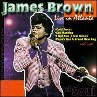 Live in Atlanta - James Brown