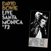 Live in Santa Monica '72 [LP] - David Bowie