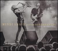 Live in Seattle - Mindi Abair & The Boneshakers
