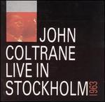 Live in Stockholm, October 22, 1963