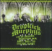 Live on Lansdowne, Boston MA - Dropkick Murphys