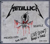 Live Shit: Binge & Purge - Metallica