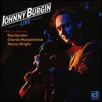 Live - Johnny Burgin