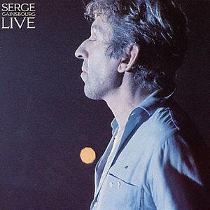 Live - Serge Gainsbourg
