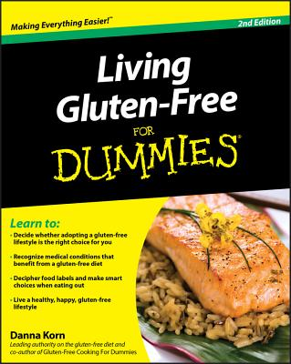 Living Gluten-Free for Dummies - Korn, Danna