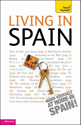 Living in Spain: Teach Yourself - MacBride, Peter, and MacBride, Nat, and Carrio, Eva Mendarro