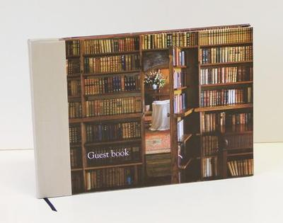 Living with Books Guest Book - Paperstyle (Creator)