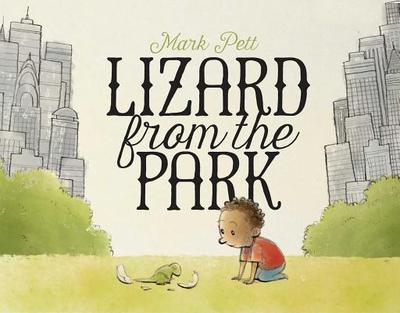 Lizard from the Park -