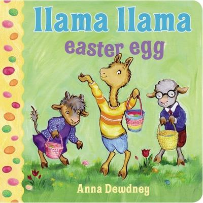 Llama Llama Easter Egg - Dewdney, Anna