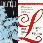 Locatelli: Art of the Violin, Op. 3, Vol. 4