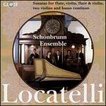 Locatelli: Sonatas for flute & violins