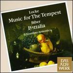 Locke: Music for the Tempest; Biber: Battalia