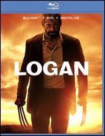 Logan [Includes Digital Copy] [Blu-ray/DVD]