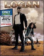 Logan [SteelBook] [4K Ultra HD Blu-ray/Blu-ray] [Only @ Best Buy]