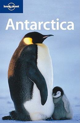 Lonely Planet Antarctica - Rubin, Jeff