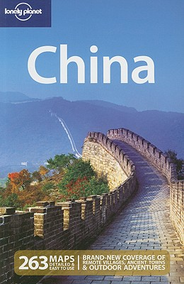 Lonely Planet China - Harper, Damien