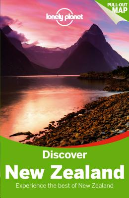 Lonely Planet Discover New Zealand - Lonely Planet, and Rawlings-Way, Charles, and Atkinson, Brett